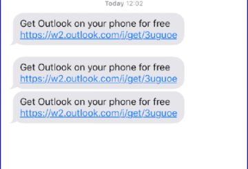 Outlook Spam