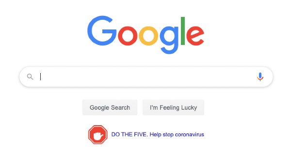 Google Do The Five COVID-19