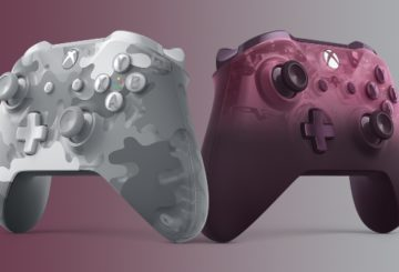 New Special Edition Xbox Wireless Controllers