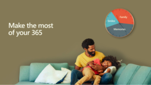 Microsoft 365 Personal & Family subscriptions