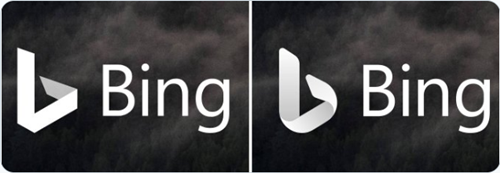 New Bing logo