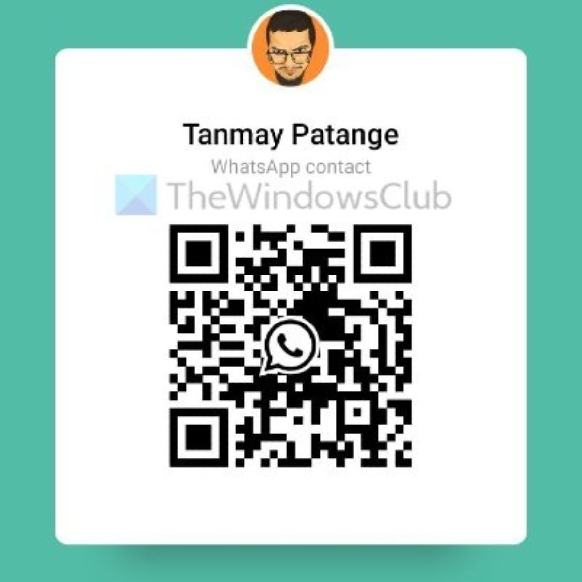 Whatsapp Qr Code Option Allows Users To Easily Scan And Add Contacts