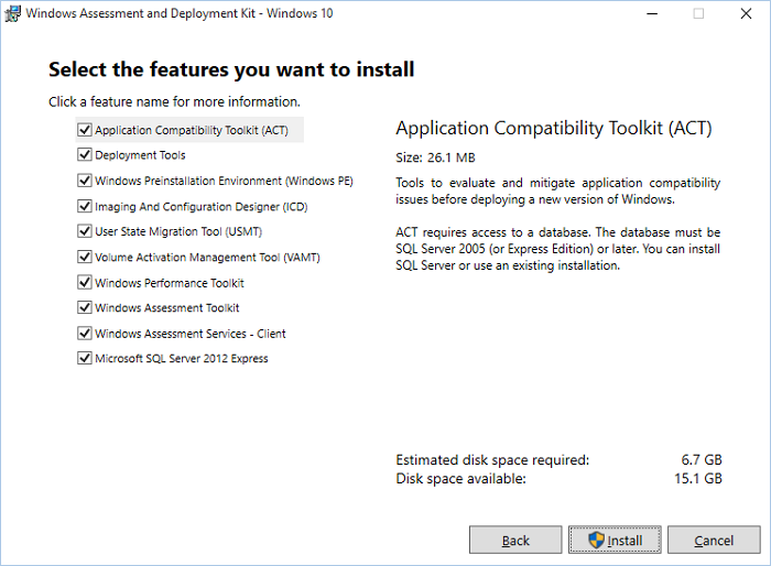 Windows ADK for Windows 10 2004 is now available