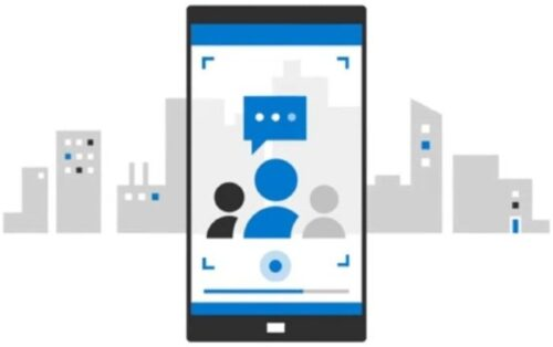 Yammer Video-Sharing