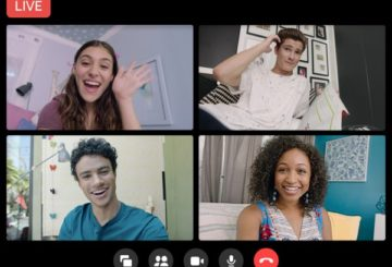 Facebook Live Messenger Rooms