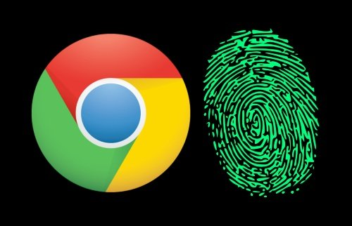 Google Chrome Biometric Authentication