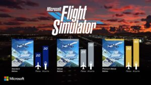 Microsoft Flight Simulator for Windows 10