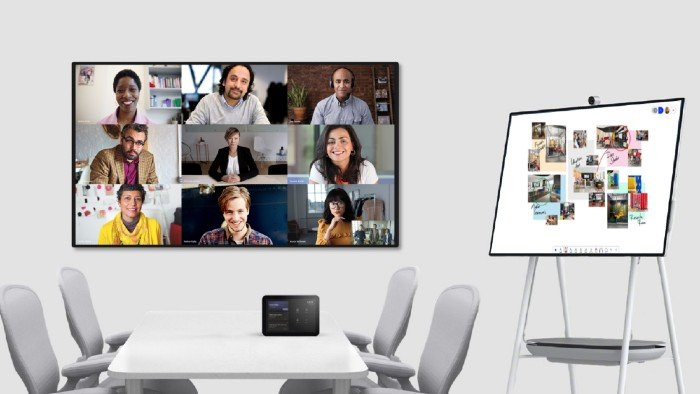 Microsoft Teams Devices receive Coordinated Meetings support for Teams Rooms and Surface Hub