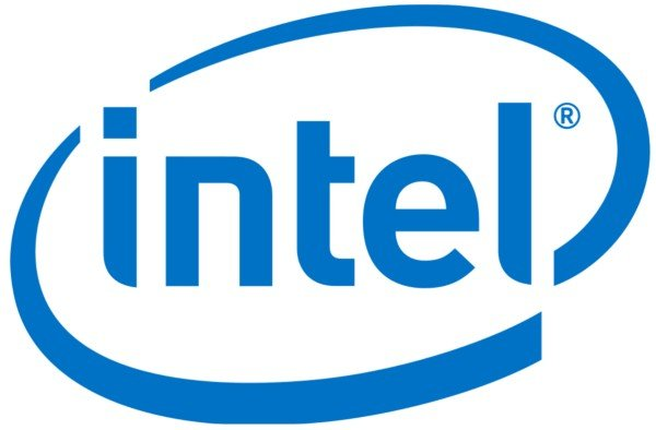 Intel logo redesign 2006