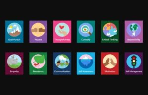 Microsoft Teams SEL Praise Badges