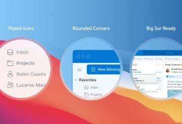 New Outlook for Mac