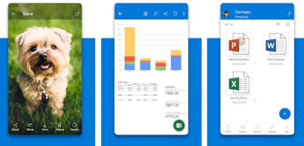 OneDrive for Android Mobile Commenting