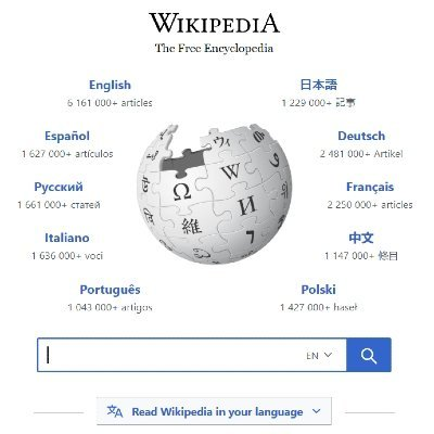 Wikipedia desktop redesign