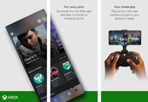 Xbox Mobile Apps