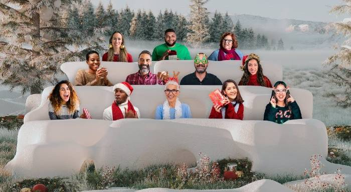 Microsoft Teams Holiday Season