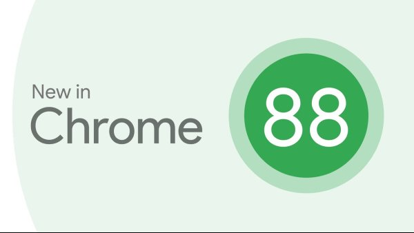 Google Chrome 88