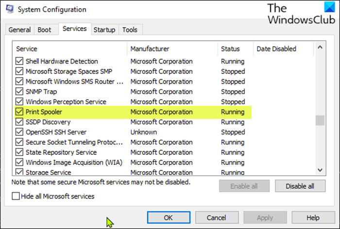 Enable-or-disable-the-Print-Spooler-Service-System-Configuration