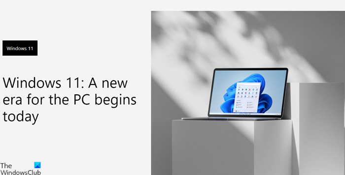 Windows 11 is now generally available to all